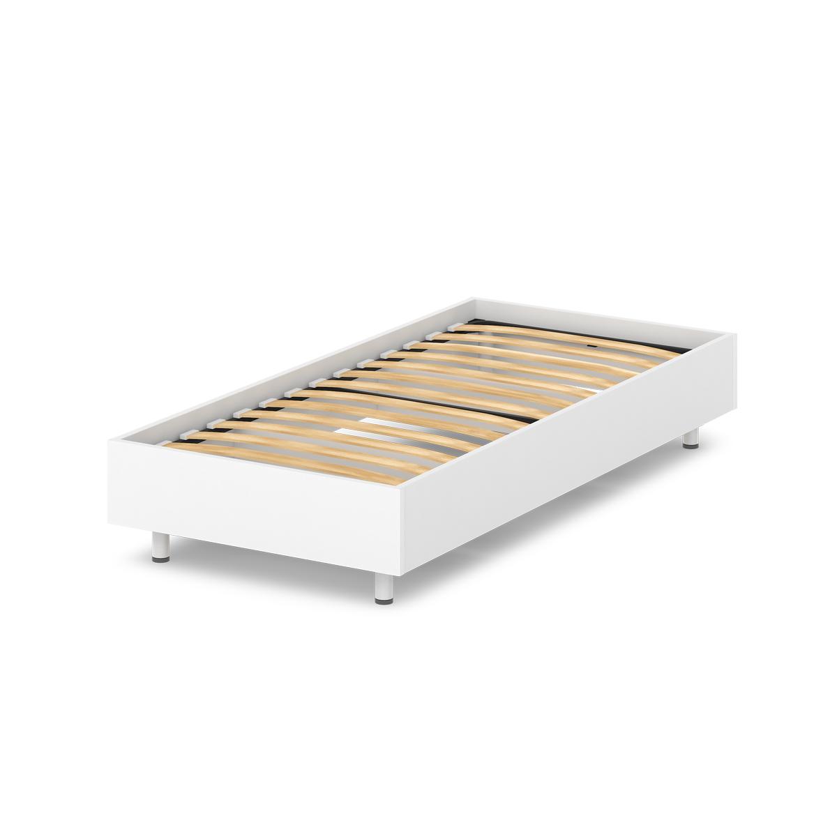 Кровать односпальная с ортопедическим основанием Н-450 Ornata
