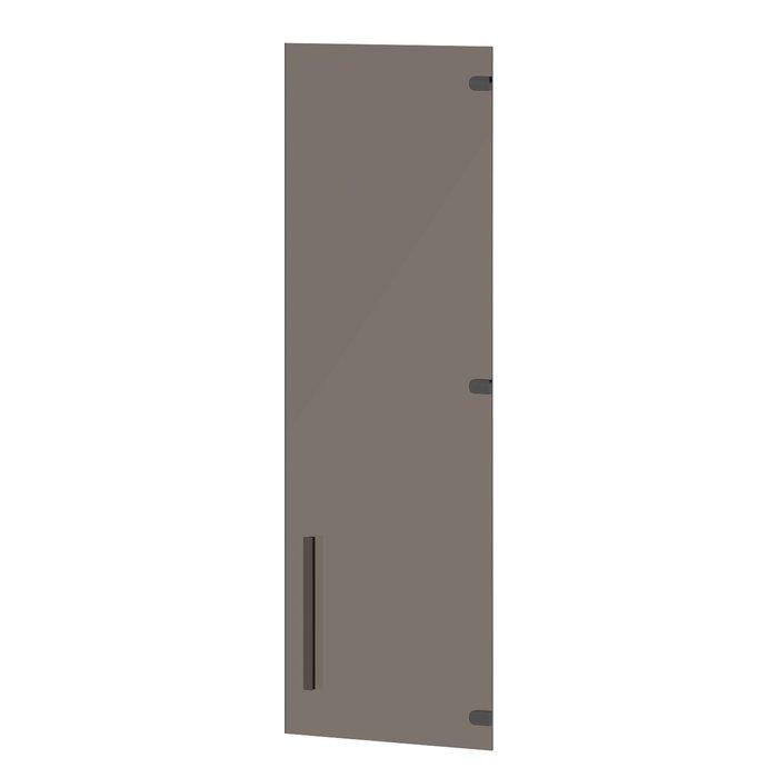Дверь стеклянная средняя T-024л/пр Lavana